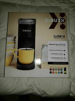 Keurig K-Mini Single Serve K-Cup Pod Coffee Maker - Matte Bl
