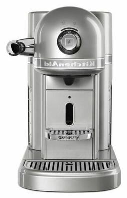 KitchenAid KES0504 Nespresso Espresso Maker with Milk Frothe