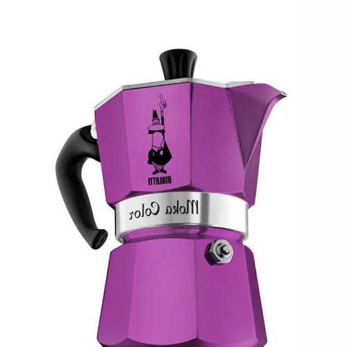 Bialetti 06909 6-Cup Coffee Maker,