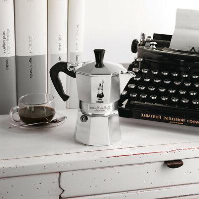 Bialetti Moka Stovetop Espresso Maker, Cup