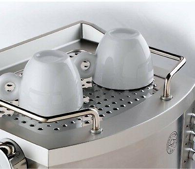 15 Bar Espresso Maker Appliance Bar Stainless