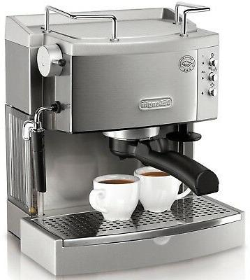 15 bar pump espresso maker kitchen dining