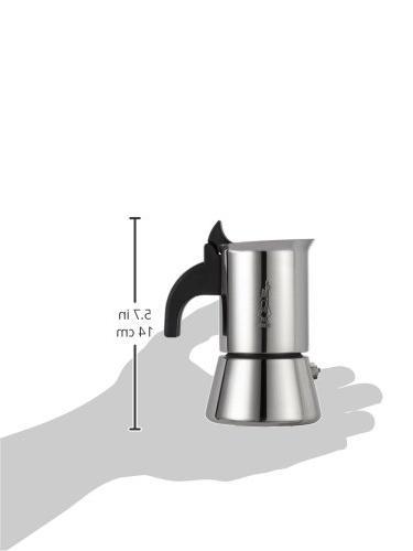Bialetti 1708 Venus 2 Cup Espresso Maker