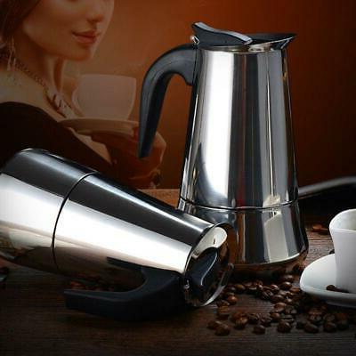 Espresso Percolator Electric Stove Home