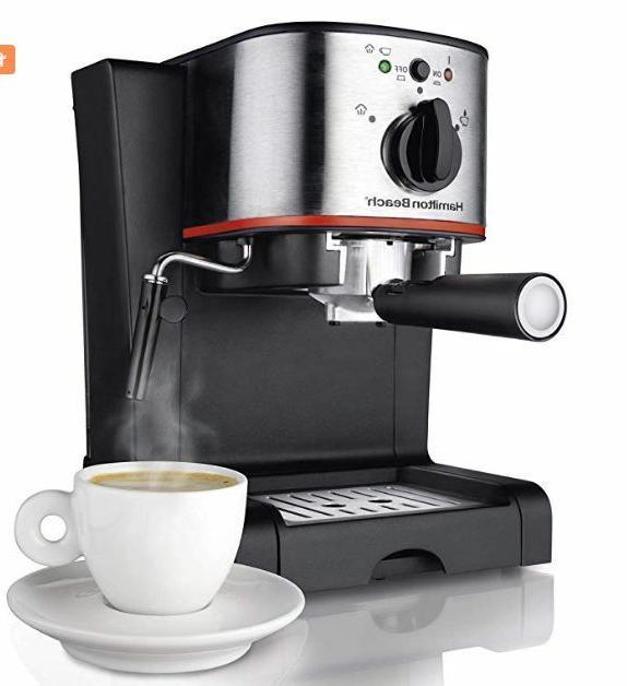 40792 espresso maker one size black brand