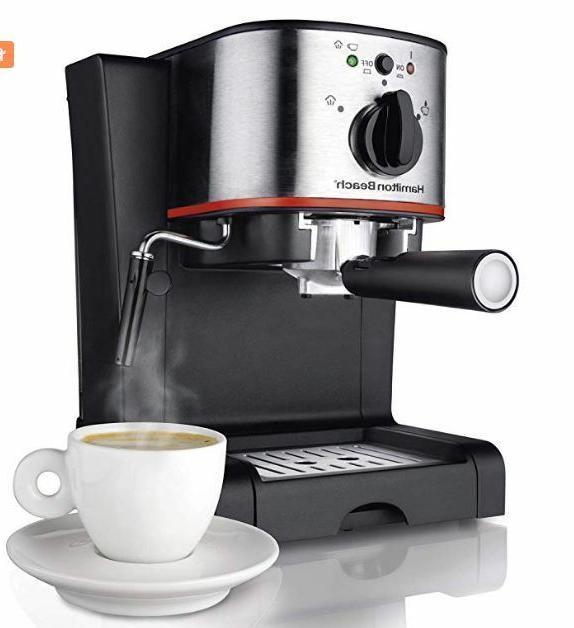 40792 espresso maker one size black brand