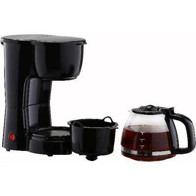 5 Cup Brew Electric Brewer Filter Black