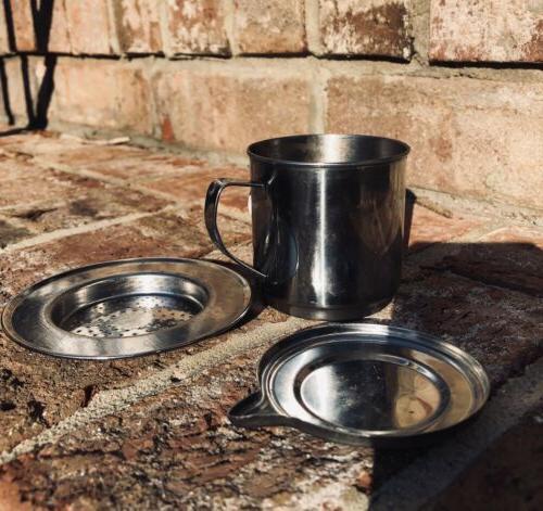 50/100ML Coffee Steel Maker