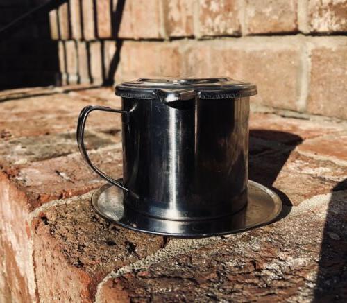 50/100ML Vietnamese Coffee Steel Simple Filter Maker Infuser