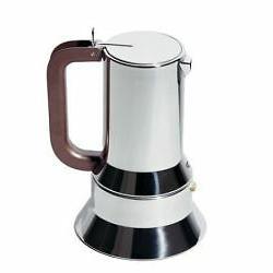 Alessi - 9090/1 - Espresso coffee maker - 1 Cup, 7 cl Capaci