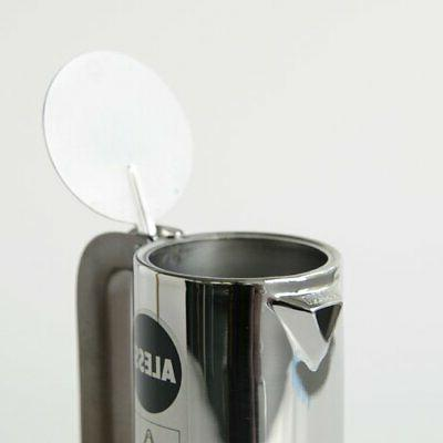 Alessi Stainless Steel Stove Top Espresso Cup Coffee