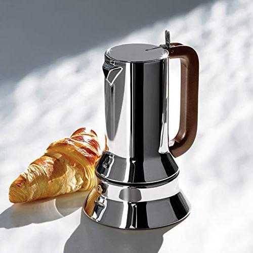 Alessi 9090/6 Stovetop Coffee Maker 6