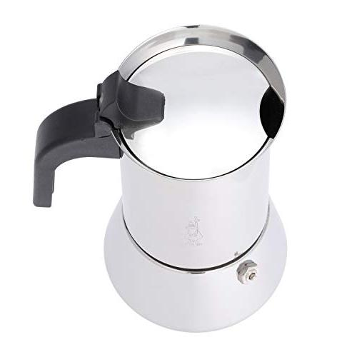 Bialetti Venus Induction 4 Cup Stainless Espresso Maker