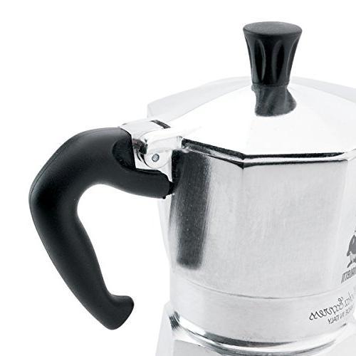 Bialetti 1167 Export Espresso Silver