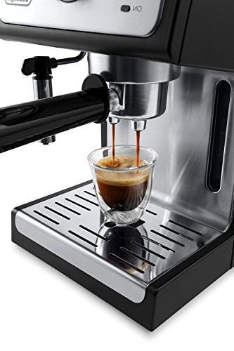 """Espresso 15"""" Black"""