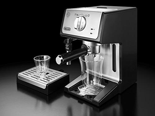 "De'Longhi Espresso 15"" Black"