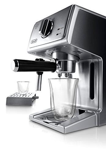 De'Longhi ECP3630 Pump Espresso and Machine,