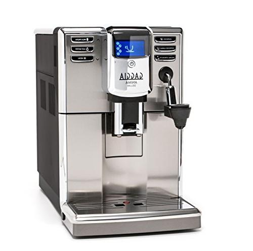 Gaggia Anima Deluxe Coffee and Espresso Machine, Includes Au