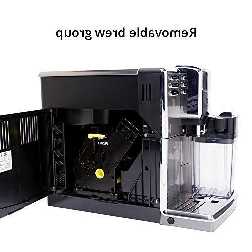 Gaggia Prestige Coffee Machine, Frothing for Latte, Macchiato, Cappuccino