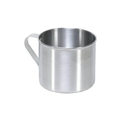 IMUSA USA R200-10 Aluminum Mug 0.7-Quart, Silver