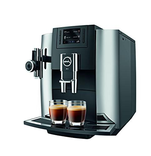 Jura 15097 E8 Coffee Machine, 28 cm x cm