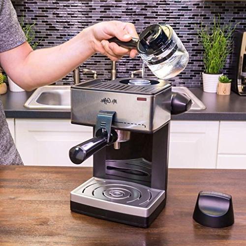 Mr. 4-Cup Espresso Milk