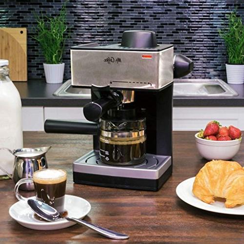 Mr. Steam Espresso Frother