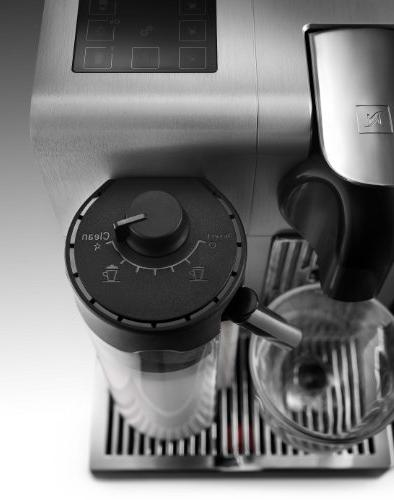 Nespresso Machine by De'Longhi, Aluminum