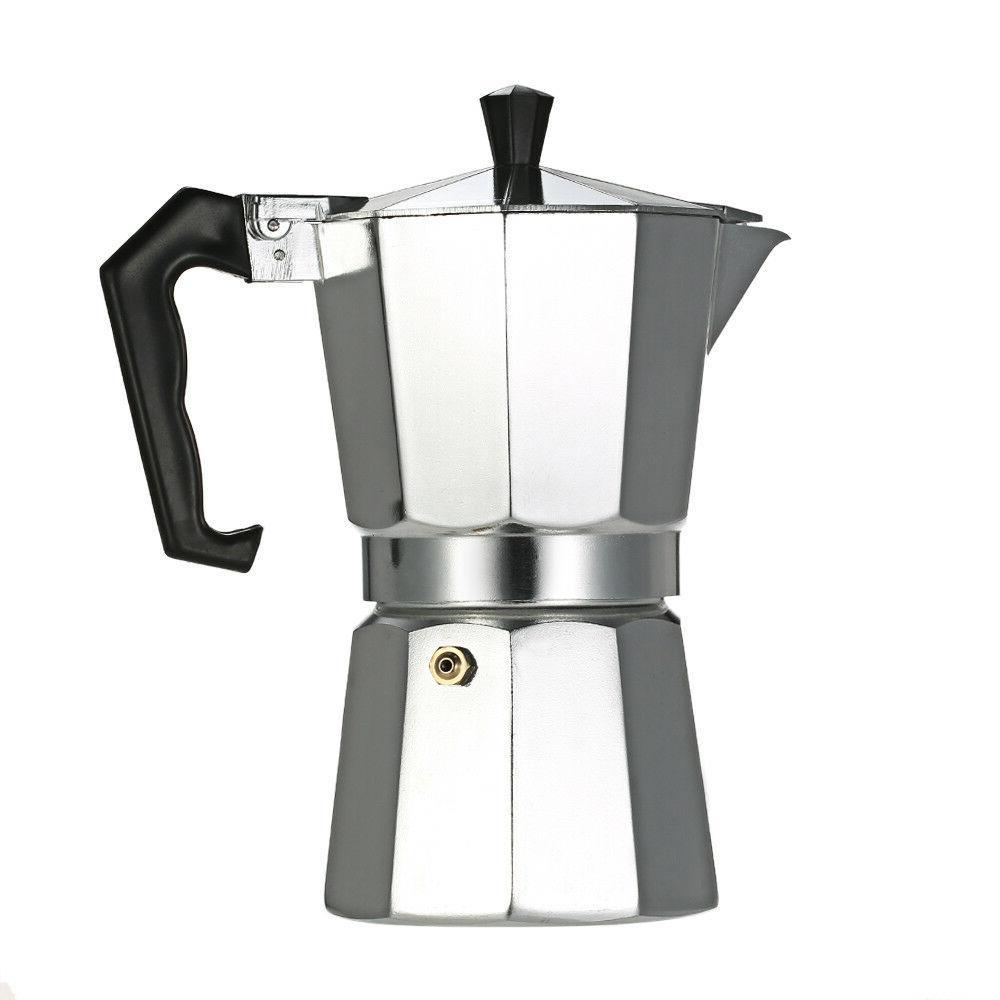 Aluminium Coffee Maker 9 Cafetera Cubana