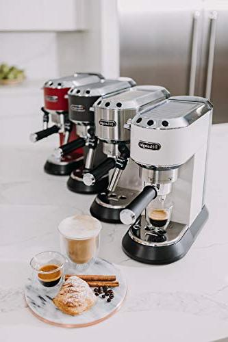 DeLonghi America, Inc EC685R Dedica Pump Espresso