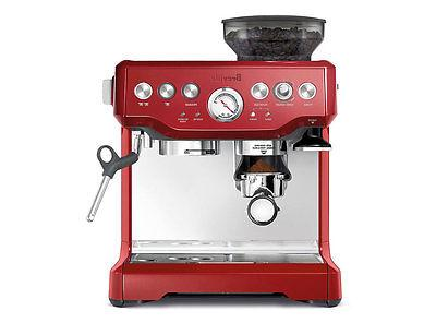 Breville Express BES870CBXL Espresso W - bar 2.11 quartYes Red