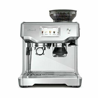 barista touch bes880bss espresso machine