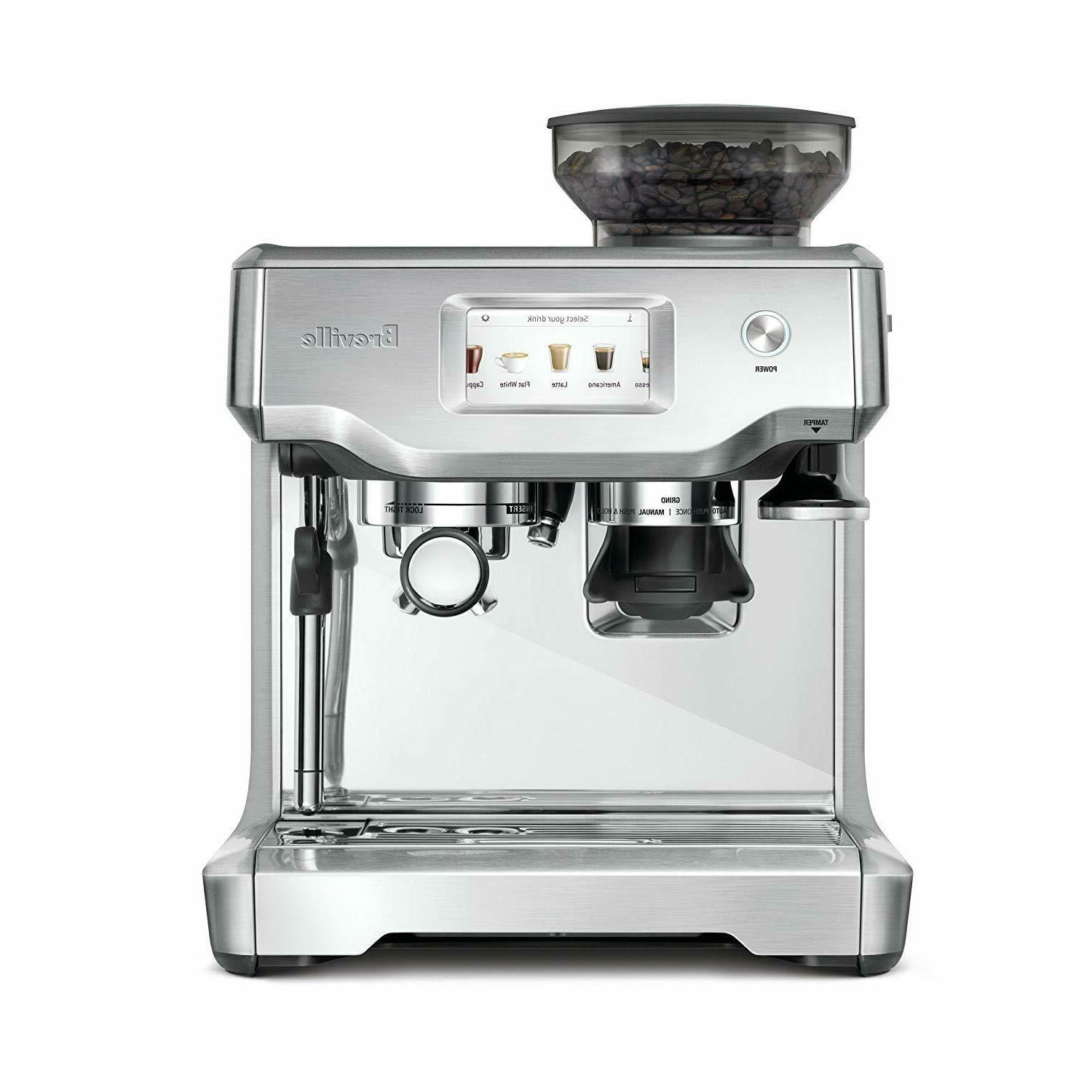 Breville Barista Touch Maker BES880BSS1BUS1 Stainless New Box