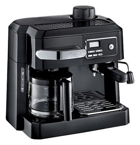 bco320 combi espresso maker coffee