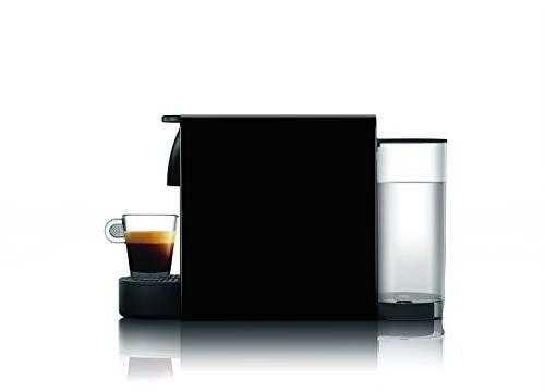 Nespresso Essenza Mini Original Espresso by Piano Black