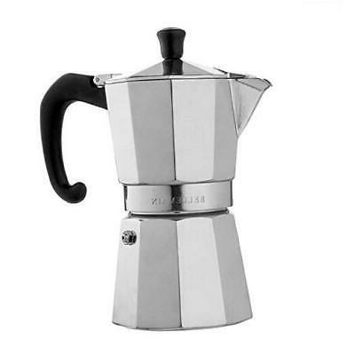 bellemain stovetop espresso maker moka pot silver
