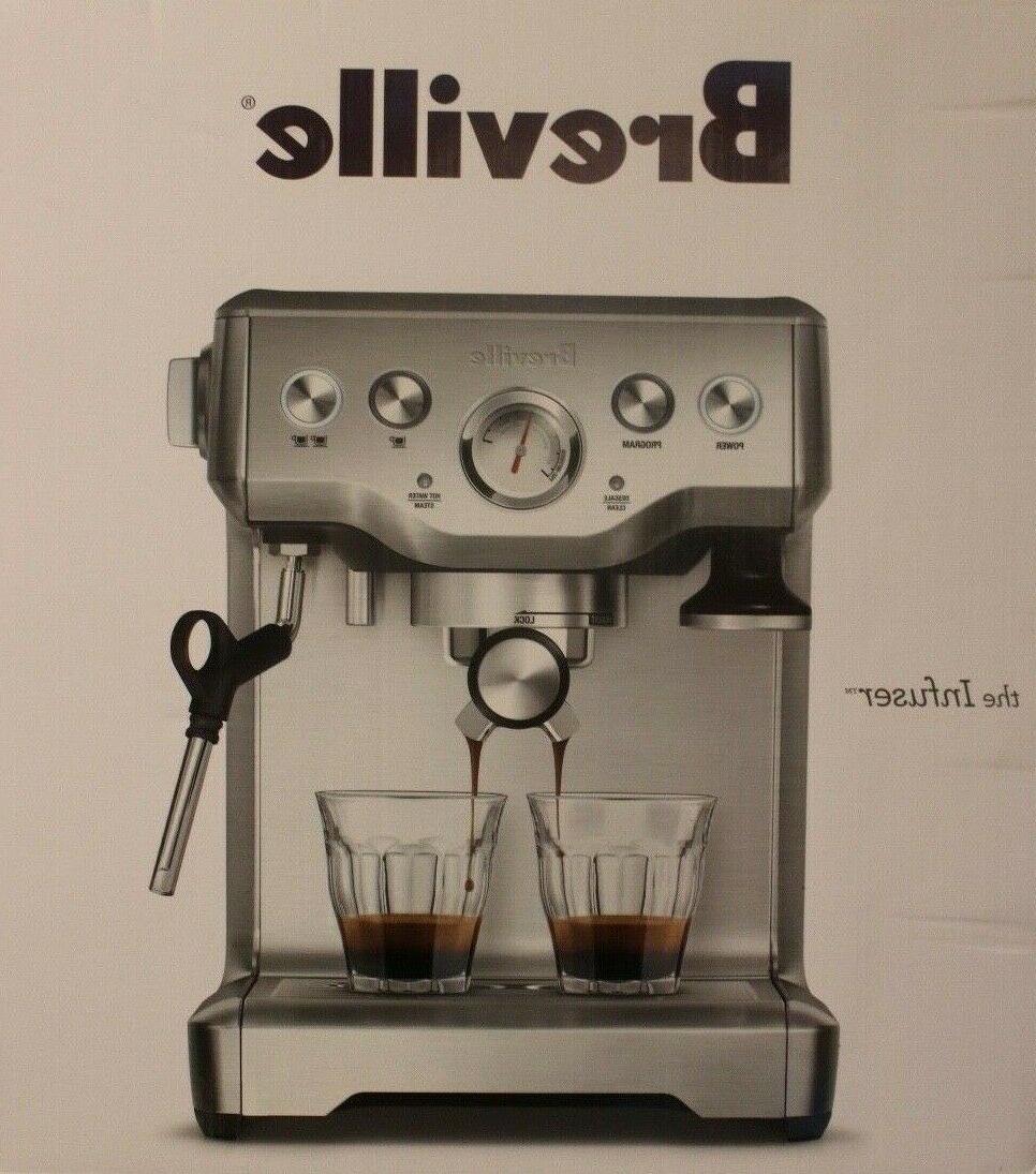 bes840xl espresso maker