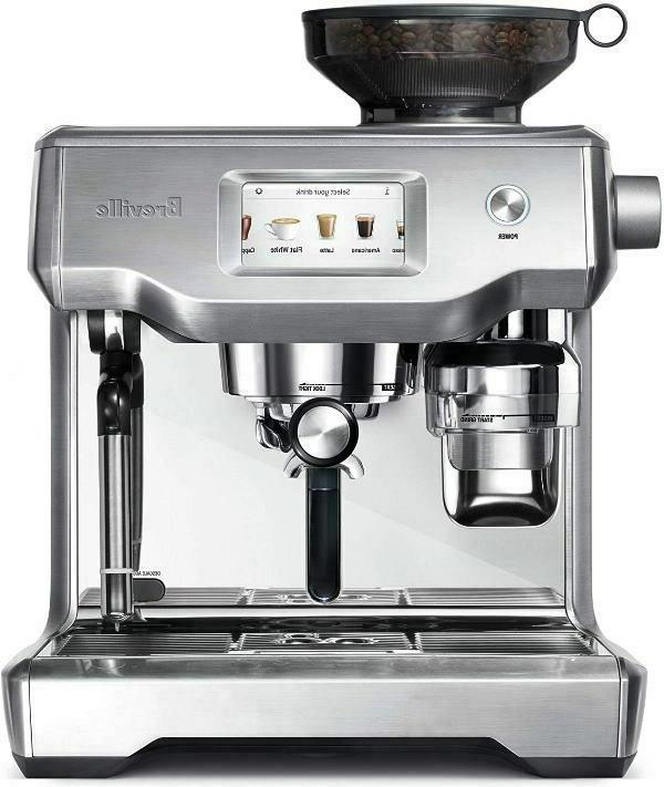 bes990bss oracle touch coffee machine