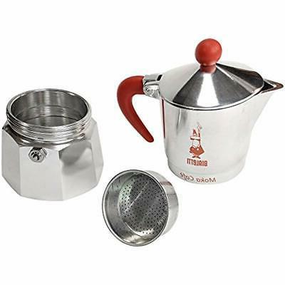 """Bialetti, 06786, 3 Cup, Espresso Maker, """""""