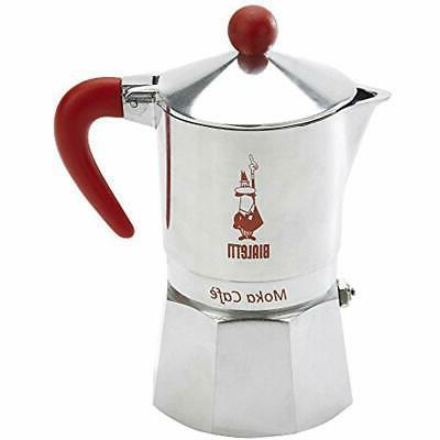 bialetti 06786 moka cafe 3 cup stove