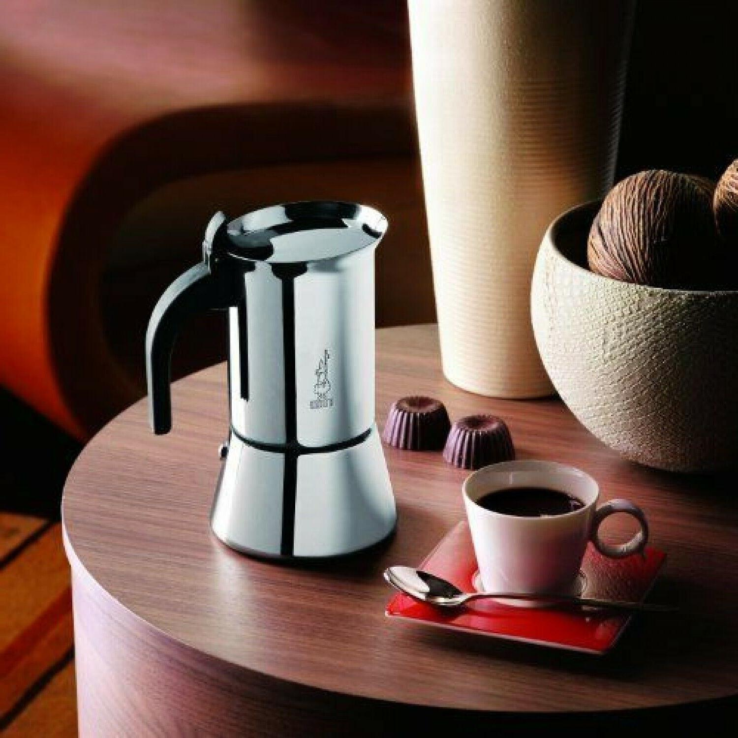 Bialetti 2 Stainless