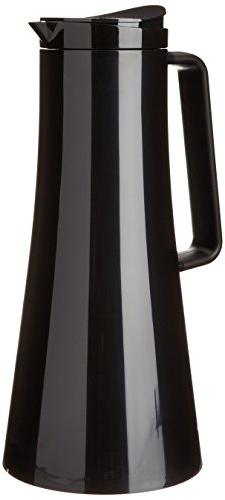 Bodum Bistro Thermo Jug, 37-Ounce, Black