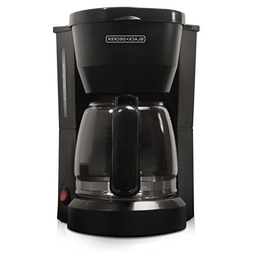 black decker automatic drip coffee