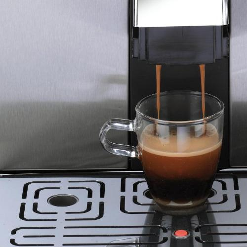 Gaggia Brera Super Automatic Espresso Pannarello Frothing Latte Cappuccino Whole Coffee.