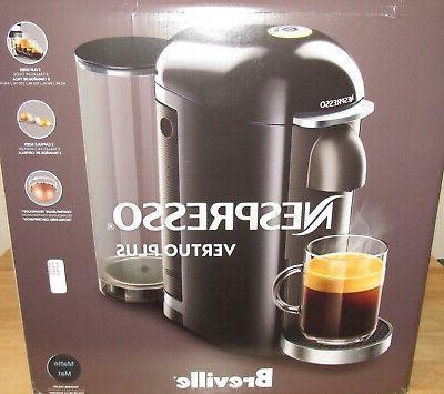 breville vertuo plus coffee and espresso maker