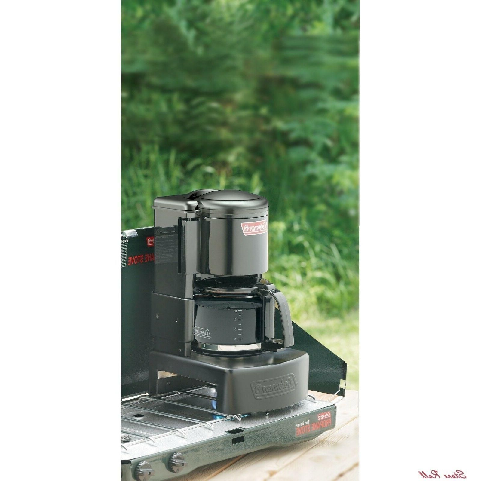 Camping Coffee Maker Kitchen Dining Supplies