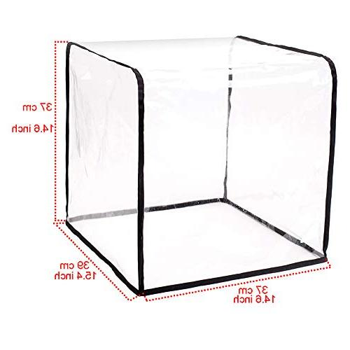 Clear Cover, Coffee Maker Espresso Cover, Kitchen & Dining Parts Cover JJZ089