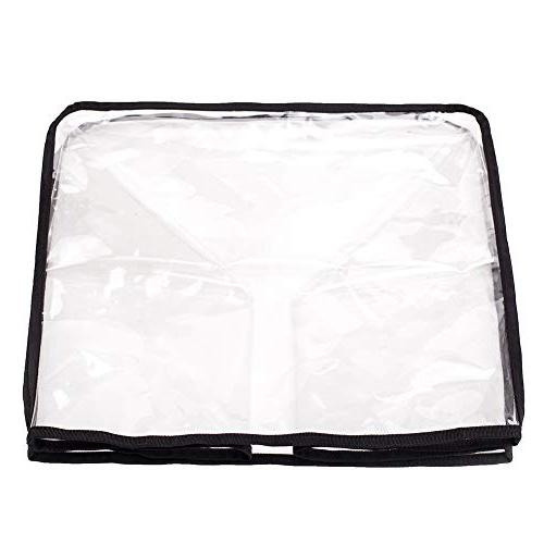 Clear Cover, Universal Maker Espresso Dust Cover, Kitchen & Small Parts JJZ089
