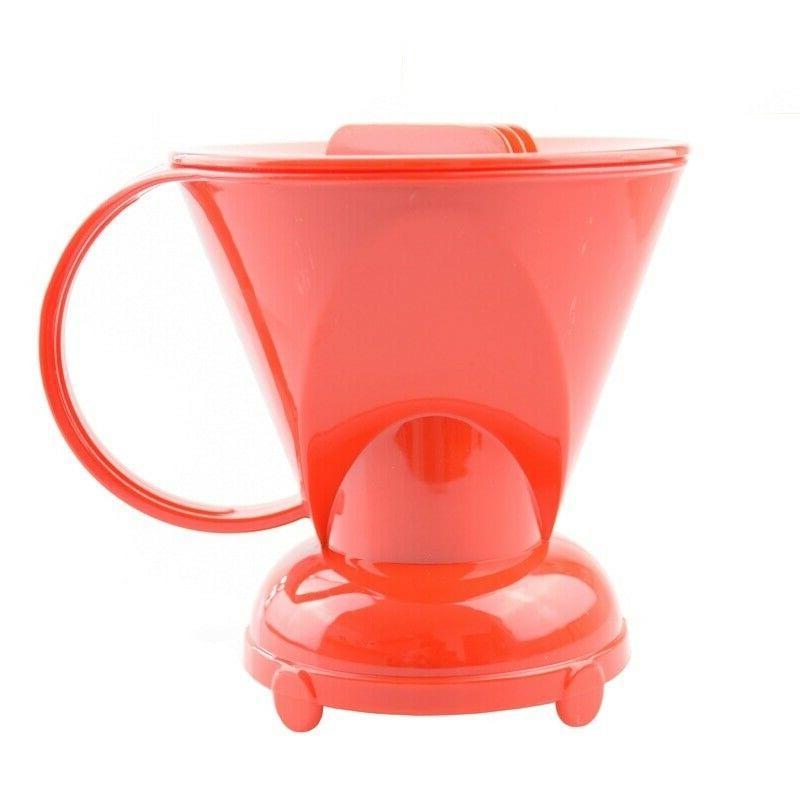 coffee dripping brewer mug ice cold drip