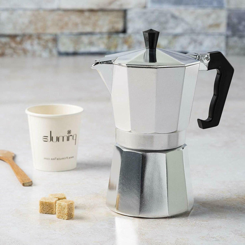 Primula Coffee Maker Aluminum Pot NEW